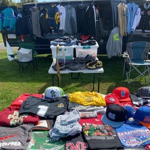 LOT of items available